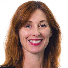 Headshot of Eastern City Commissioner Maria Atkinson