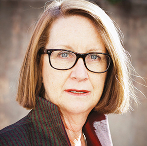 Headshot of Dr Deborah Dearing